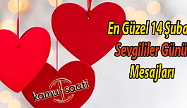 En Güzel 14 Şubat Sevgililer Günü MESAJLARI | 2020 Konsepti