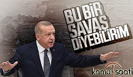 Erdoğan İdlib'deki Durumu Savaş Başladı Olarak Değerlendirdi
