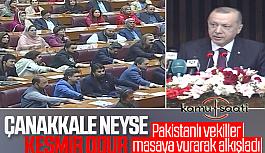 Erdoğan'ın Pakistan Meclisi'nde Alkışlanan Sözleri