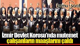 İzmir'de Devlet Kurumunda Şubat Ayı Maaşları Çalındı !