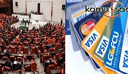Kredi kartı Kullnımında Şok Düzenleme...