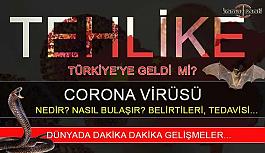 Malatya'da Corona virüslü Kişi Karantinaya...