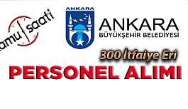 Ankara Büyükşehir Belediyesi 300 İtfaiye Eri Personel Alımı, İş Başvurusu ve Başvuru Formu