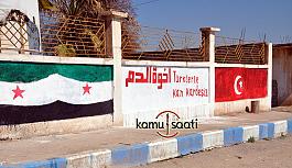 Suriye'de İdlib şehitleri için Tek Yürek Oldu !