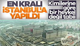Başakşehir Şehir Hastanesi açıldı! Hastaneyi 5 Yıldız Oteller Bile Kıskandı