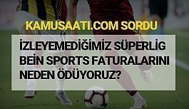 Bein sports (Digiturk) ligler bittiği için...