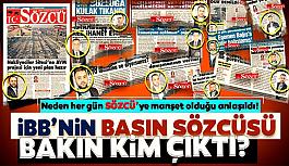 CHP'li İBB Basın Sözcüsü Nadir Ataman, Sözcü Gazetesi yayın yönetmeni Metin Yılmaz'ın damadı çıktı