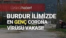 Türkiye'de en genç corona virüsü...