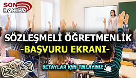 20 Bin Sözleşmeli Öğretmen Alınacak! Sözleşmeli Öğretmen Başvuru Ekranı Açıldı (Kontenjan Dağılımı, Takvim İlkatama.meb)