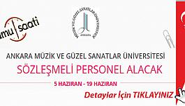 Ankara Müzik ve Güzel Sanatlar Üniversitesi...