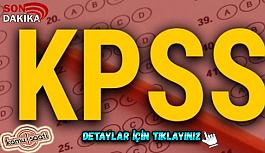 2020 KPSS Genel Kültür Genel Yetenek Soru ve Cevapları Burada