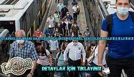 İstanbul'da Mesai Saatleri Değişince...