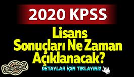 KPSS lisans sonuçları ne zaman, hangi tarihte açıklanacak? ÖSYM ile 2020 KPSS sınav sonuçları açıklandı sorgulama nasıl yapılır?
