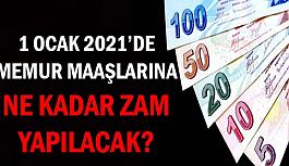 2021'de, memurun fazla mesai ücretine...