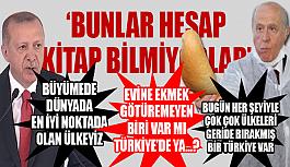 Erdoğan'dan Bahçeli'nin başlattığı...