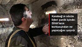 Karabağ'ın sözde lideri Harutyan...