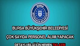 Bursa Binted 81 İşçi Personel alımı...