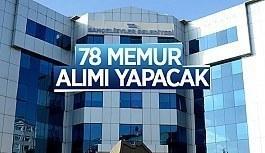 İstanbul Bahçelievler Belediyesi 78 memur...