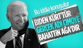 Joe Biden'ın, Kürt olduğu iddia edildi Amerika başkanı Joe Biden kürt mü?