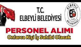 Kilis Elbeyli Belediyesi memur alımı Personel alımı iş ilanları ve iş başvurusu