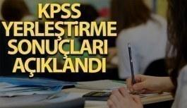 KPSS-2020/2 Tercih sonuçları açıklandı