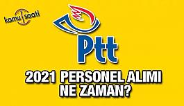 PTT personel alımı ne zaman yapılacak? KPSS 2021 taban puanı kaç olacak?