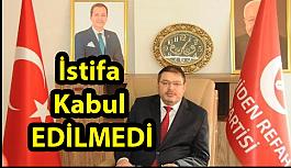 Yeniden Refah Partisi Kayseri İl Başkanı Önder Narin, İstifası Kabul Edilmedi Göreve Devam Yetkisi Fatih Erbakan'dan geldi
