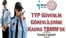 Güvenlik İş Sendikası'ndan TYP Çağrısı: Güvenlik Görevlilerimiz Kadrolu Olmalıdır