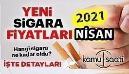 1 Nisan perşembe 2021 Sigaraya zam geldi mi? | 2021 GÜNCEL SİGARA FİYATLARI NE KADAR?