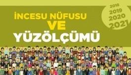 Kayseri İncesu Nüfusu 2021 |  İncesu İlçesinin Yüzölçümü kaçtır?