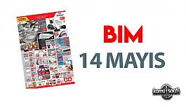 14 Mayıs BİM kataloğu yayınlandı! Bu hafta BİM'de neler var, BİM Aktüel ile neler geliyor?
