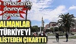 Almanya, Türkiye'yi 'yüksek...