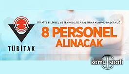TÜBİTAK İnsan Kaynakları Daire Başkanlığı...