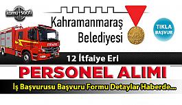 Kahramanmaraş Büyükşehir Belediyesi...