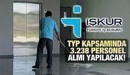 İŞKUR TYP Kayseri Personel Alımı Güncel Liste 2021