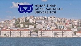 Mimar Sinan Güzel Sanatlar Üniversitesi...