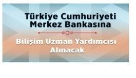 Türkiye Cumhuriyet Merkez Bankası 40 Bilişim...