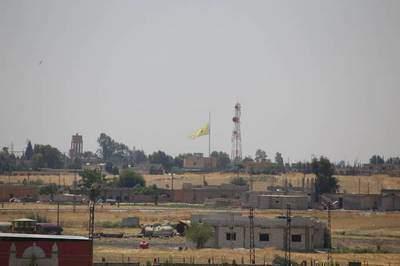 TSK YPG\'yi vurdu iddiası