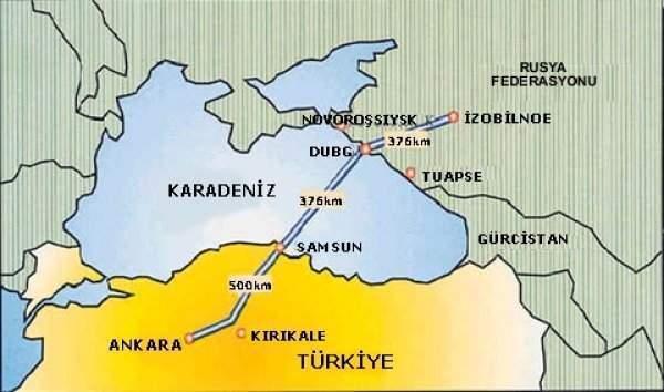 Türk Akımı Ertelendi