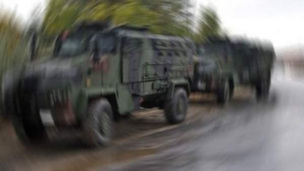 Uludere yakınlarında askeri araç şarampole yuvarlandı: 13 yaralı