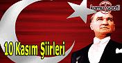 10 Kasım anlamlı ve hüzünlü Atatürk şiirleri