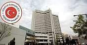 Dışişleri Bakanlığı, İsrail'i kınadı