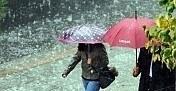 Meteoroloji'den 5 ile yağış uyarısı