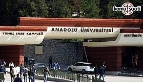 Anadolu Üniversitesi Önlisans ve Lisans Eğitim-Öğretim ve Sınav Yönetmeliğinde Değişiklik