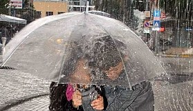 İstanbul'da alarm - Şiddetli yağmurlar geliyor