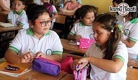 Milli Eğitim Bakanı Yılmaz: Derslik başına öğrenci sayısını 24'e düşürdük