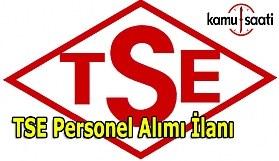 TSE sözleşmeli personel alım ilanı