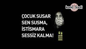 Sanatçılardan çocuk istismarına karşı kampanya : Çocuk Susar Sen Susma!
