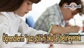 Öğrencilerin