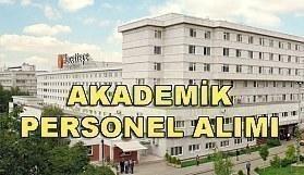 Hacettepe Üniversitesi 38 akademik personel alımı yapacak